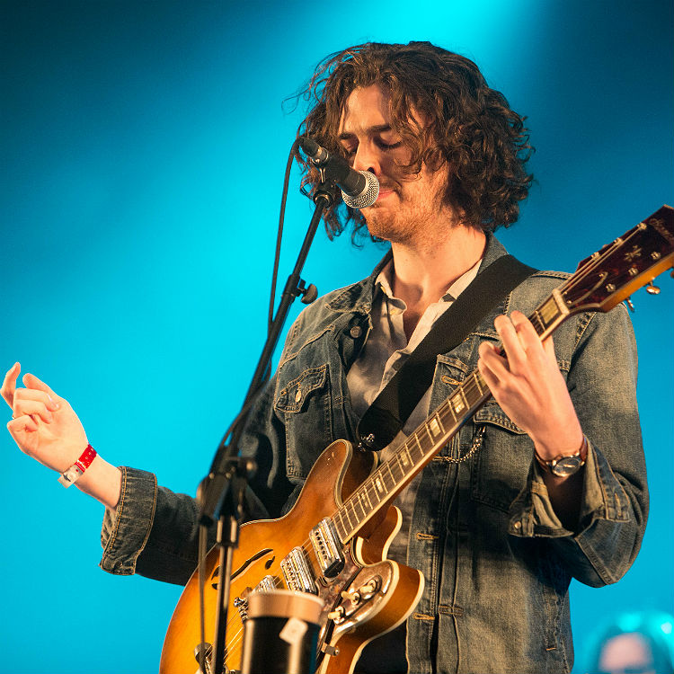 Hozier photos from Radio 1 Big Weekend in Norwich