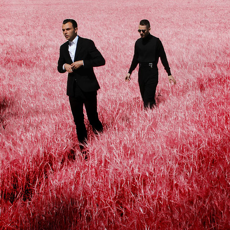 Hurts new song Rolling Stone from Surrender unveiled - listen