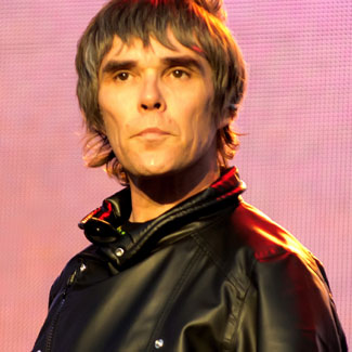 The Stone Roses and Liam Gallagher pay tribute to Chris Brahney