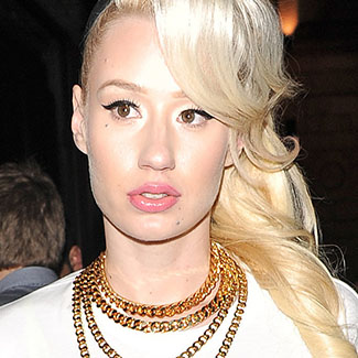 Iggy Azalea denies alleged affair with Kanye West as 'bulls**t'