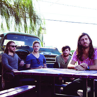 Imagine Dragons excited by the return of rock at the 2013 Grammy Awards