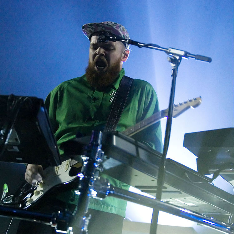 Jack Garratt interview Reading Festival debut album Phase Gallant