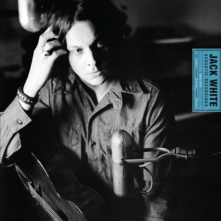 Jack White album review acoustic recordings 1998 - 2016
