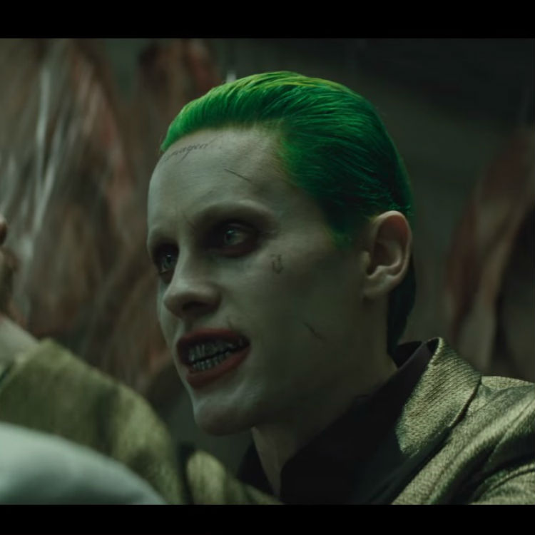Jared Leto as The Joker sent Suicide Squad cast mates bullets, condoms