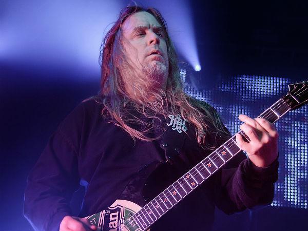 The rock world pays tribute to Slayer guitarist Jeff ... Kathy Hanneman