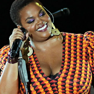 Jill Scott @ Somerset House, London, 10/07/12