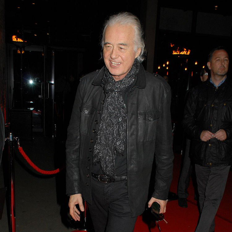 Jimmy Page Led Zeppelin new album Complete BBC session live set hinted