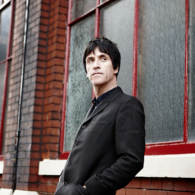 Johnny Marr takes on Donald Trump and Brexit