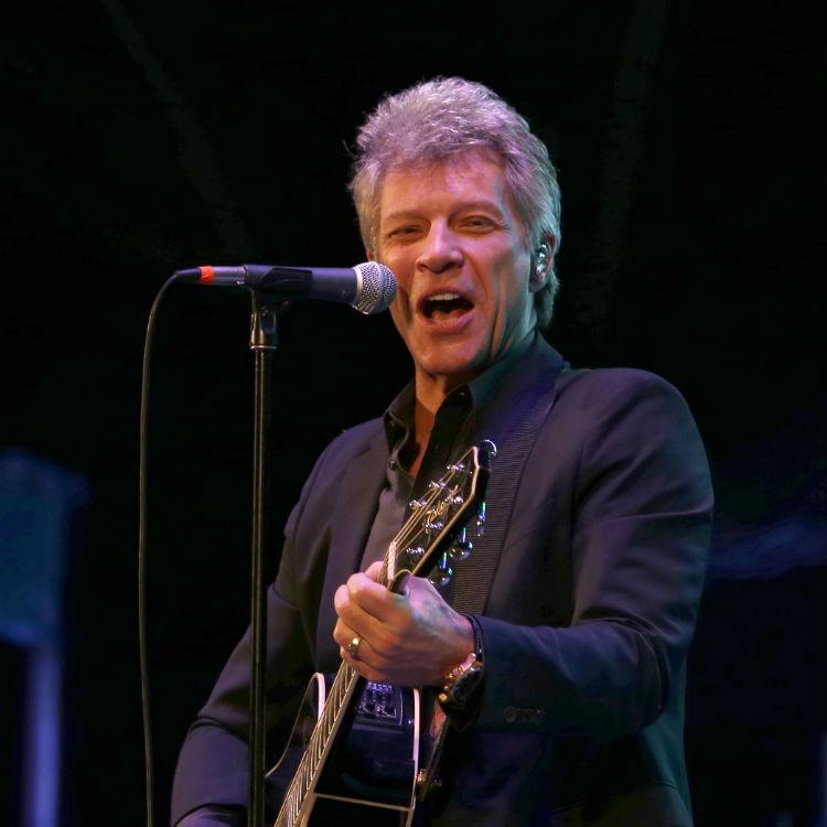 Jon Bon Jovi on Donald Trump Election 2016 new album London Palladium