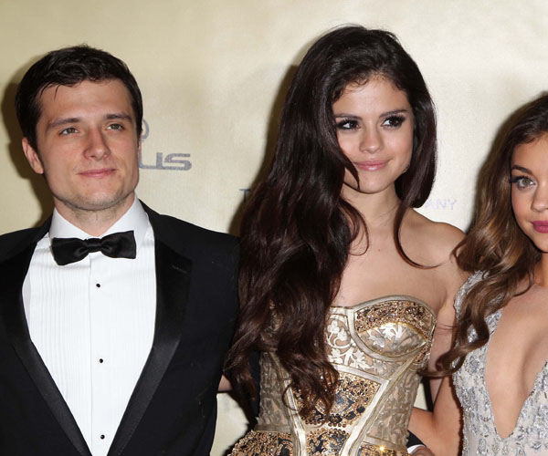 are josh hutcherson and vanessa hudgens dating yahoo answers