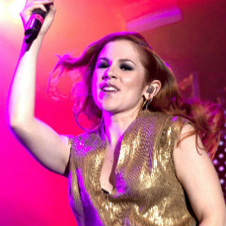 Katy B @ Somerset House, London, 08/07/12