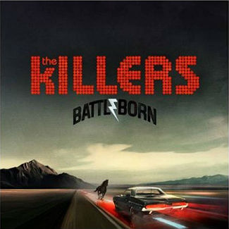 The Killers 'Battle Born' (Mercury)