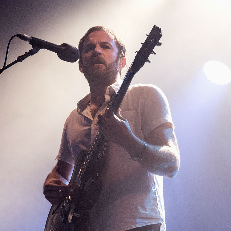 Kings of Leon new album Walls Tour Caleb Followhill