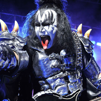Kiss reveal tricks to getting gigs in their early years