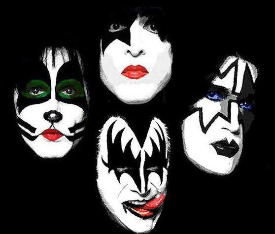 Kiss won抰 release a new album due to file sharing Gene Simmons