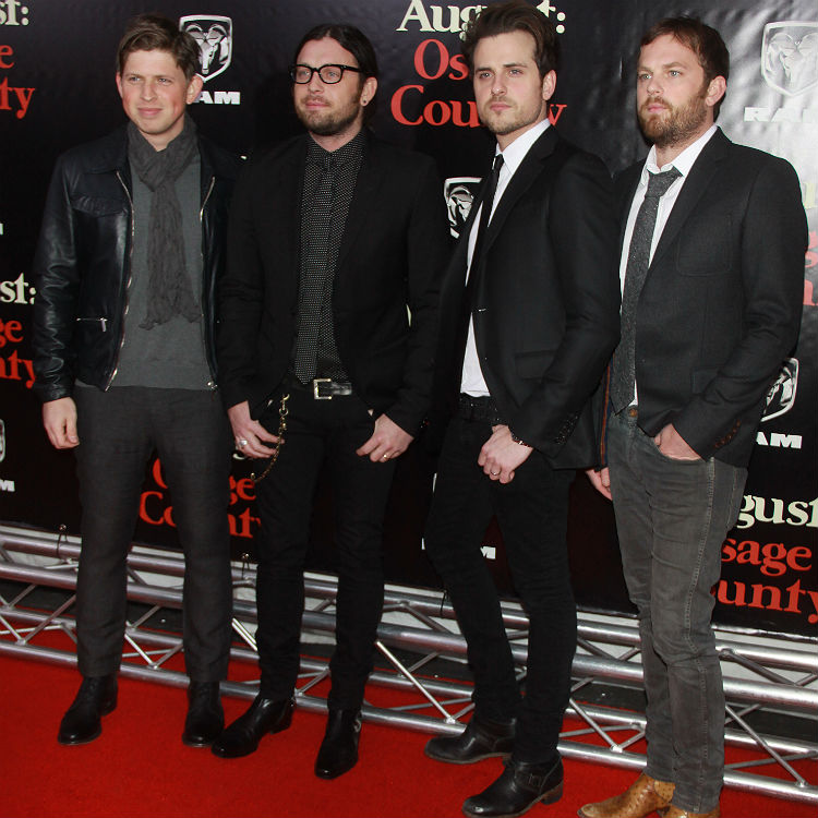 Kings Of Leon: next LP should be 'written by the end of the year'