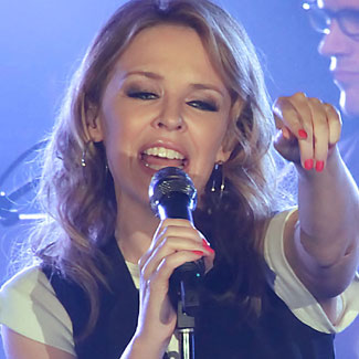 Kylie Minogue 'perplexed' by Madonna's nipple-