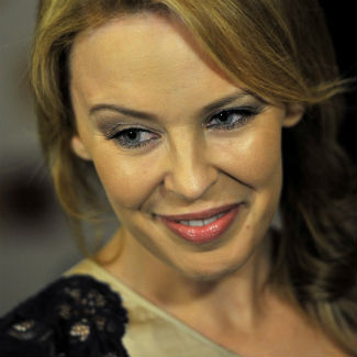 Kylie Minogue talks topless Kate Middleton and new movie role