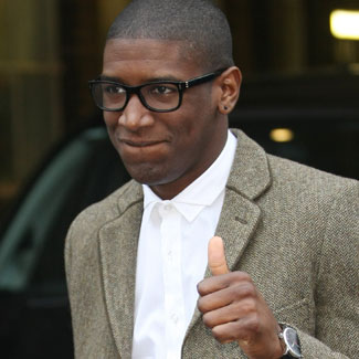 Labrinth: 'I'm just feeling my way with new Rihanna tracks'
