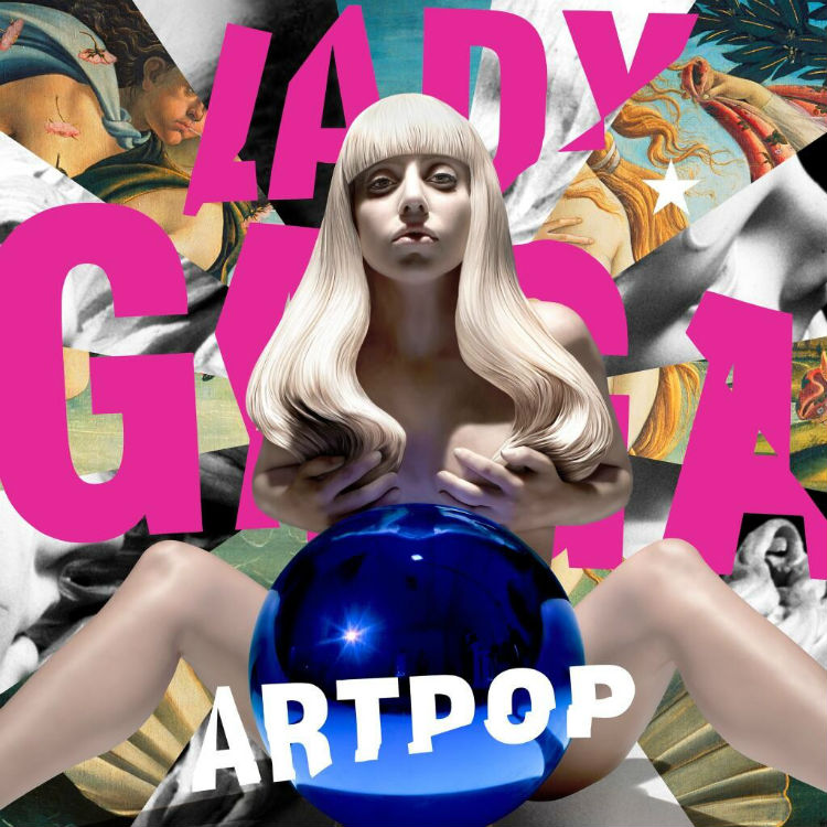 Original version of song Lady Gaga bought for ARTPOP leaked online