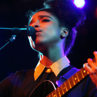 Lianne La Havas @ Hoxton Bar & Kitchen, London, 06/07/12