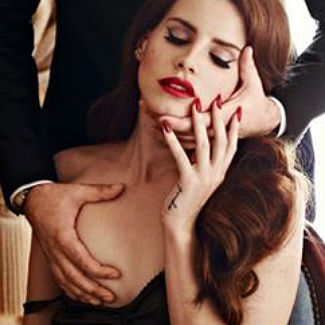 Photos: Lana Del Rey exposes breast in GQ magazine