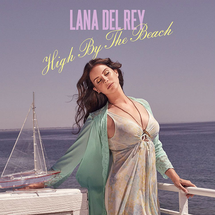 Lana Del Rey High By The Beach new Honeymoon single coming 10 August