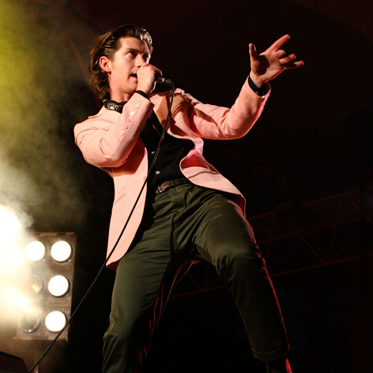 Last Shadow Puppets Live Review, Alexandra Palace - setlist