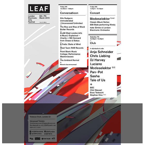 LEAF Festival London - win tickets