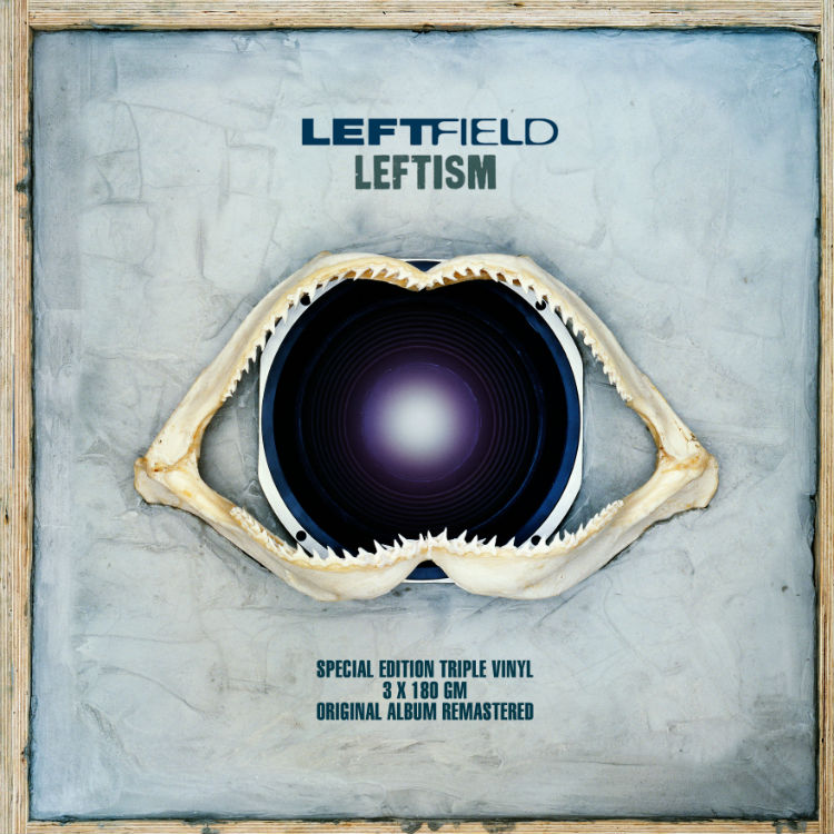 Leftfield Re-release Leftism And Announce UK Tour