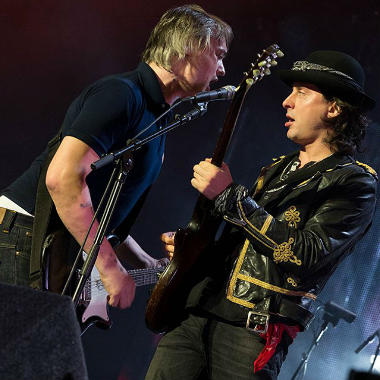 The Libertines favourite music, influences, tour playlist - tickets