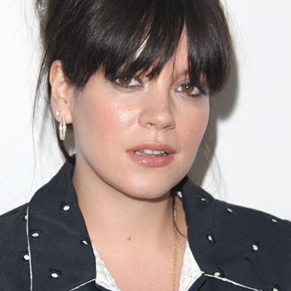 Lily Allen enjoying recording new 'no commitments' music