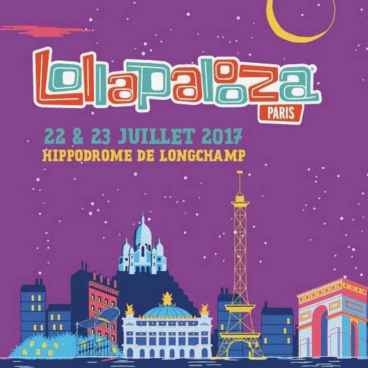 Lollapalooza expands to Paris in 2017, reveals line-up
