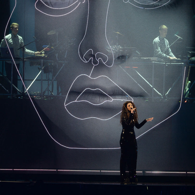 Lorde Disclosure collaboration confirmed as sassy yet vulnerable