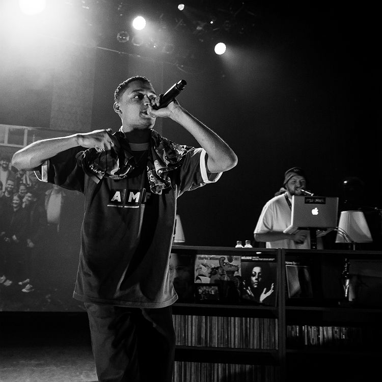 Loyle Carner live on tour Shepherd's Bush Empire review