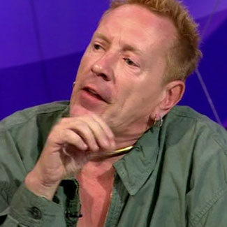 Johnny Rotten: 'Let individuals decide whether to take drugs'