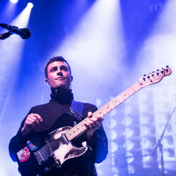 Maccabees Coronet London - review, photos and setlist