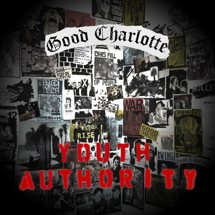 Good Charlotte new album review, Youth Authority, tracklist