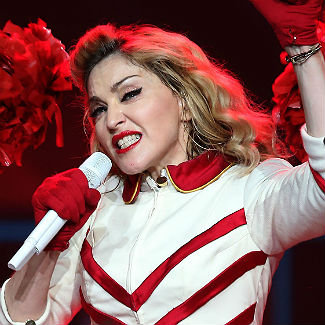 Madonna named biggest selling female singles artist of all time