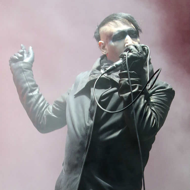 Tickets for Marilyn Manson's UK tour on sale now