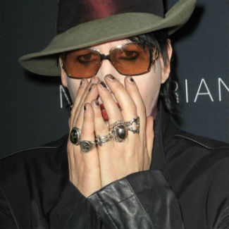 Marilyn Manson: 'There's a new rumour every day'