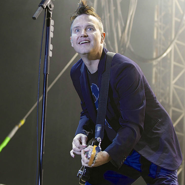 Mark Hoppus says Blink 182 are 'divorcing' Tom Delonge