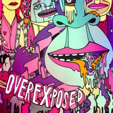 V Album Cover Maroon 5 Maroon 5 'Overexposed' (A&M) | Gigwise
