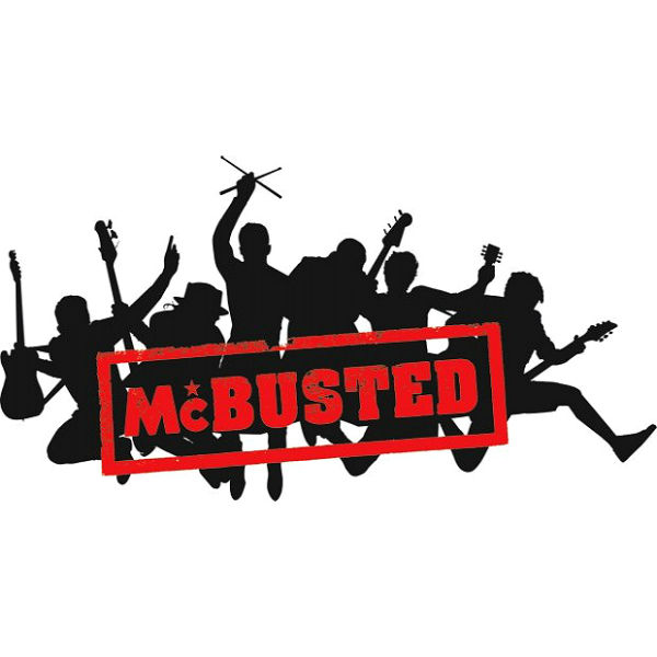 McBusted tickets on sale now for McFly and Busted's 2014 tour
