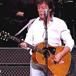 Paul McCartney ha fatto 11 milioni nel 2012