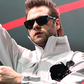 Tom Meighan named top musician to take to the pub