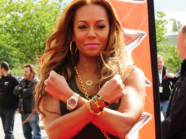 Mel B Appears to Have Mark on Her Face Amid Court Battle