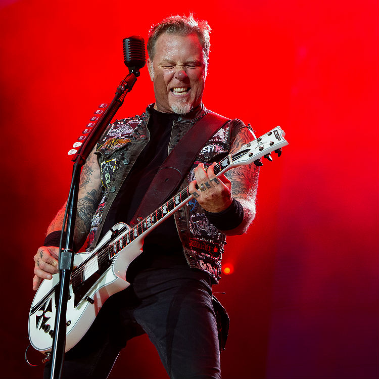 Metallica unveil video for 'Spit Out The Bone'