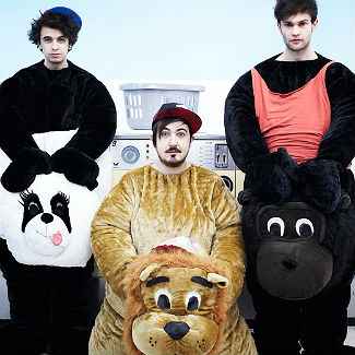The Midnight Beast: 'Our career is to get our junk out'
