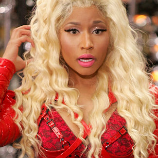 Nicki Minaj @ Hammersmith Apollo, Monday 25/06/12